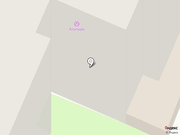 Магазин продуктовый на карте Смоленска