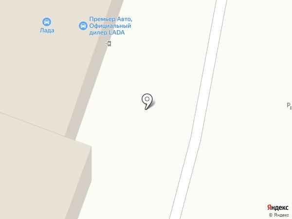 Ангара на карте Смоленска