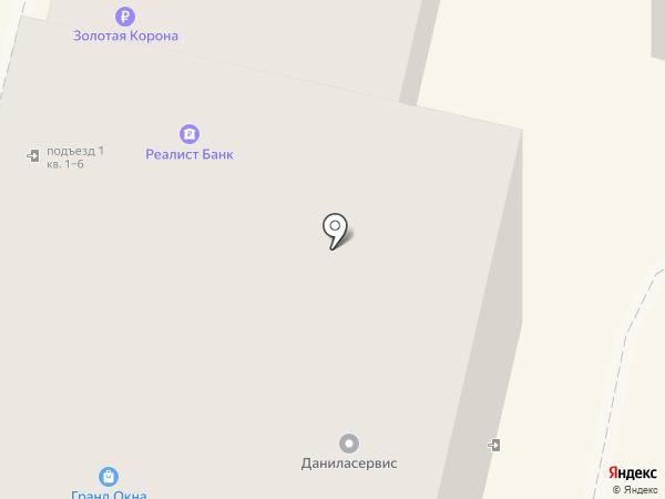 Ювелирная мастерская на карте Смоленска