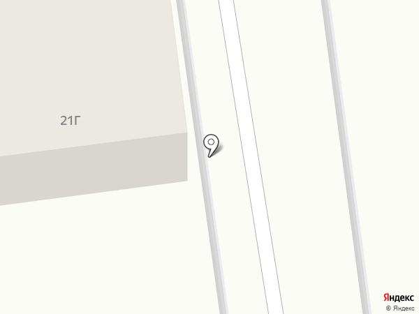 Нью Терра на карте Смоленска