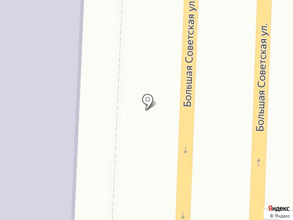Смоленская государственная сельскохозяйственная академия на карте Смоленска