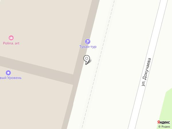 КурьерСервисСмоленск на карте Смоленска