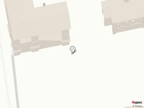 Свято-Троицкий женский монастырь на карте Смоленска