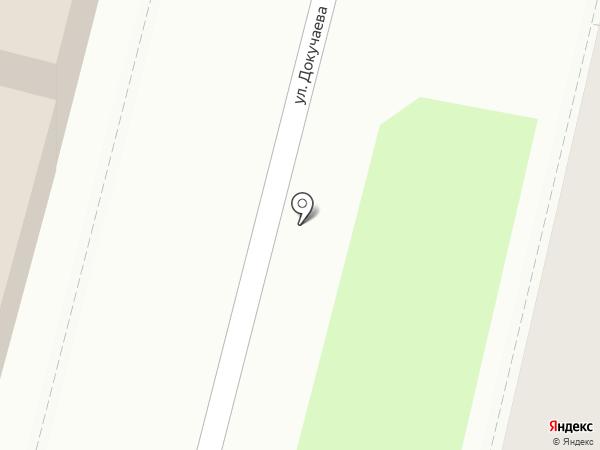 Сервис компьютерной помощи на карте Смоленска