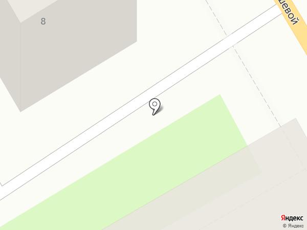 Магазин постельных принадлежностей и текстиля для дома на карте Смоленска