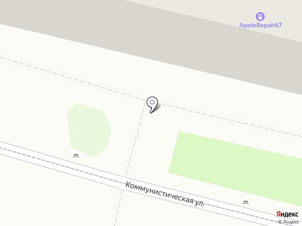 Максимальные Технологии Комфорта на карте Смоленска