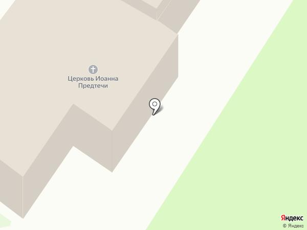 Межъепархиальное православное духовное училище на карте Смоленска
