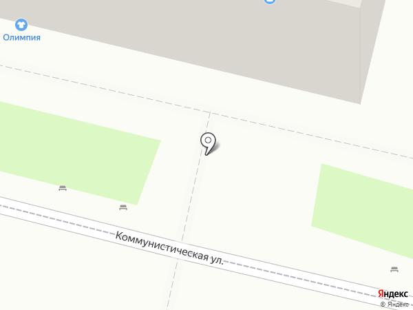 Прованс на карте Смоленска