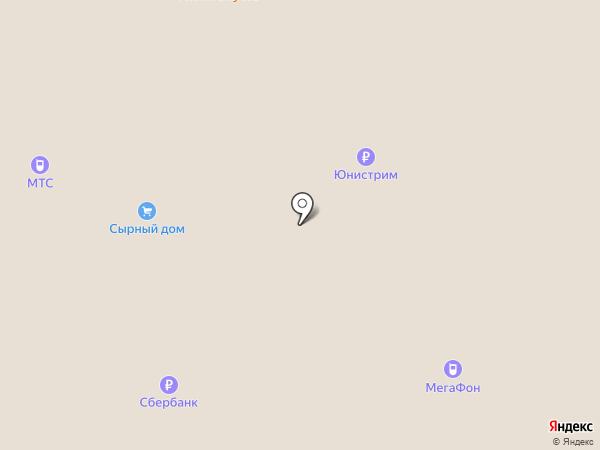 Сладкий рай на карте Смоленска