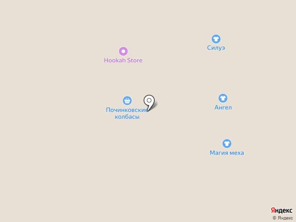 Harmony на карте Смоленска