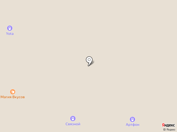 Телефон.ру на карте Смоленска