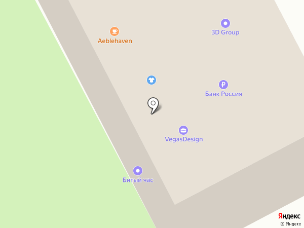 Битый час на карте Смоленска