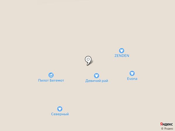 Zenden на карте Смоленска