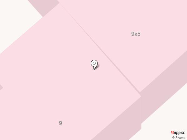 Клиническая больница скорой медицинской помощи на карте Смоленска