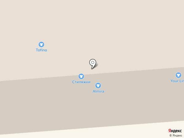 Sela на карте Смоленска