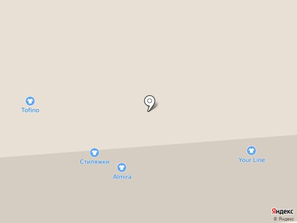 Choupette на карте Смоленска