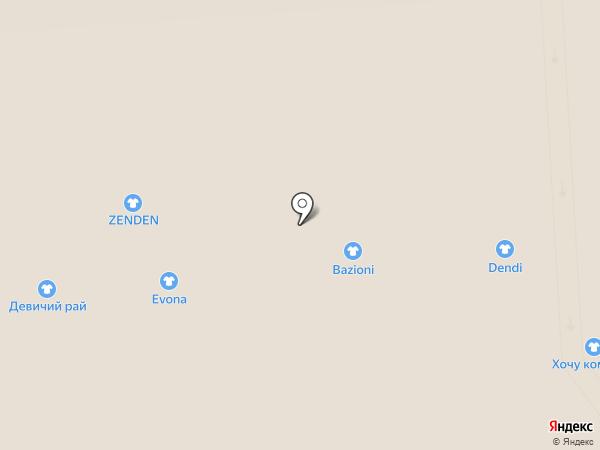 Bazioni на карте Смоленска
