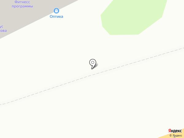 Центральная сберкасса, КПК на карте Смоленска