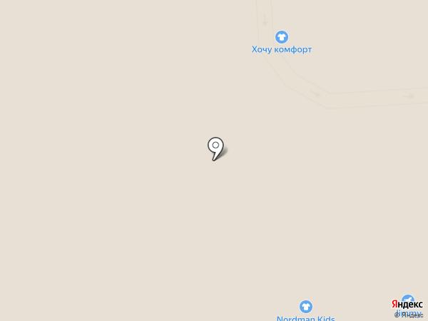 NYX на карте Смоленска