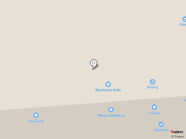 Tina collection на карте Смоленска