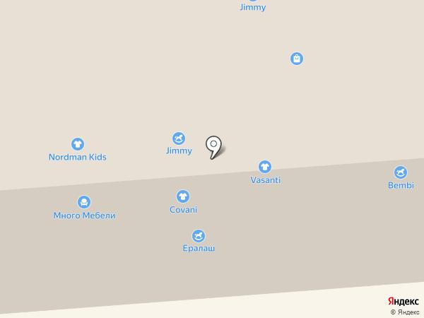 Ералаш на карте Смоленска