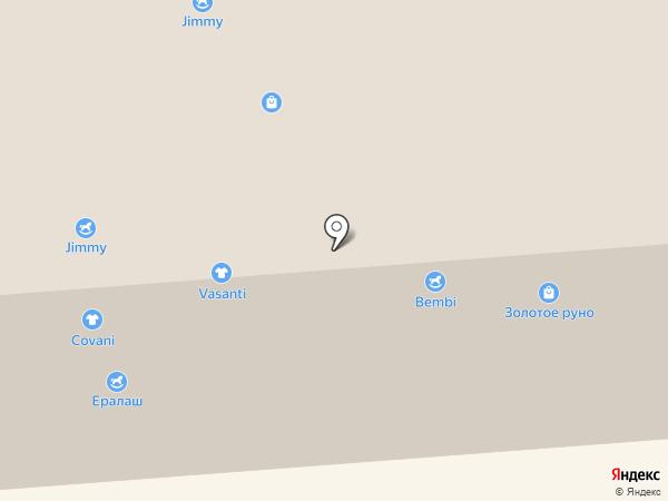 Bembi на карте Смоленска