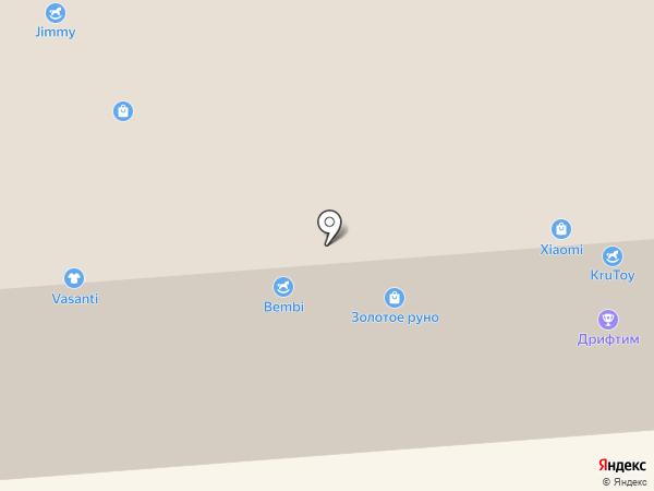 Krama на карте Смоленска