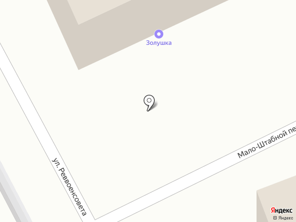 Максим на карте Смоленска