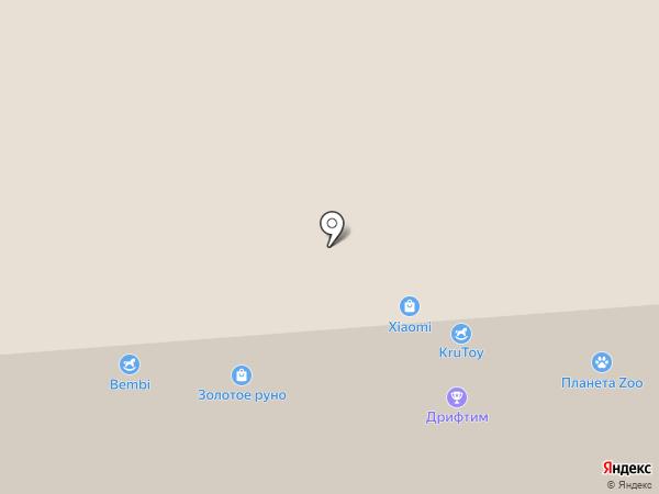 Yierman на карте Смоленска