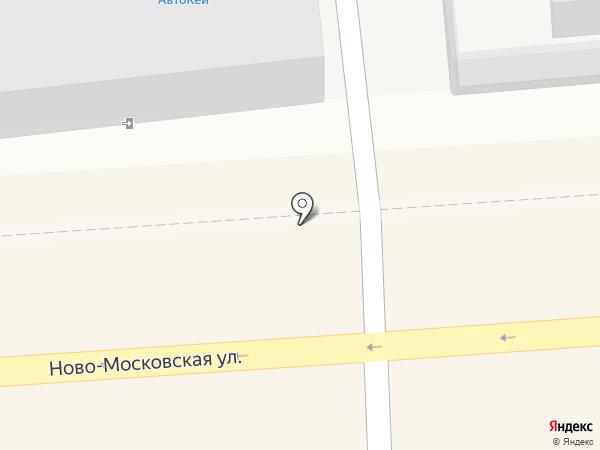 Жара на карте Смоленска