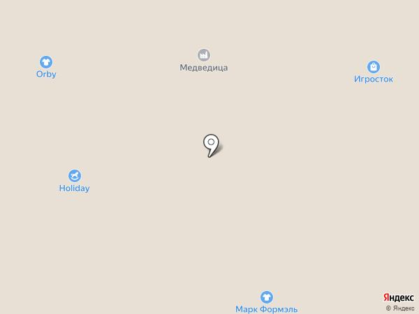 Магазин маникюрных принадлежностей на карте Смоленска