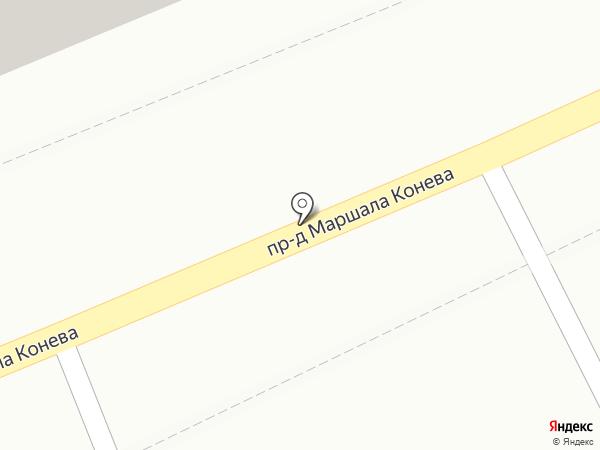 Виктори-С на карте Смоленска
