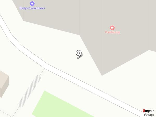 Чера на карте Смоленска