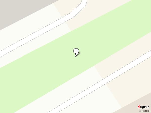 Почтовое отделение №19 на карте Смоленска