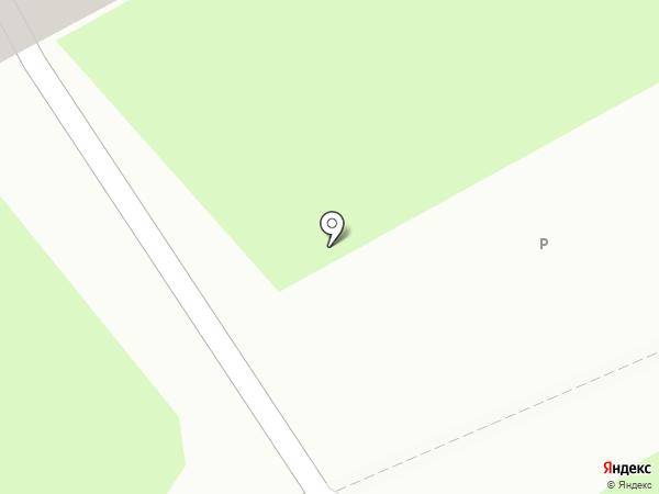 Домовёнок на карте Смоленска