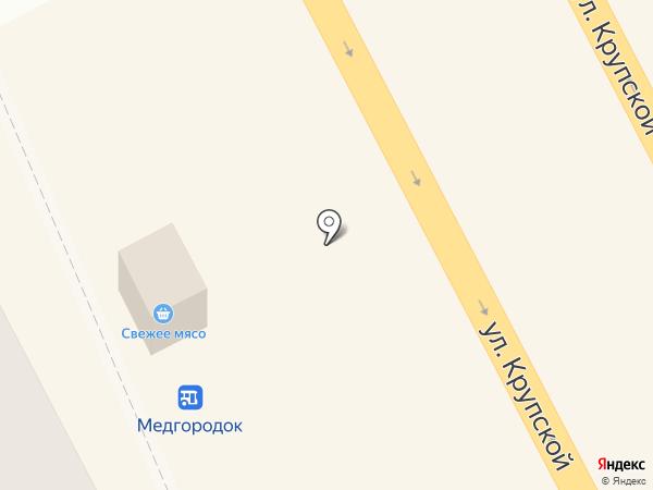 ПЕЛЬМЯШ на карте Смоленска