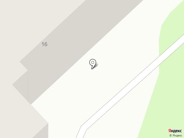 Надин на карте Смоленска