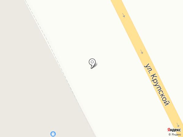 СВЕЧА на карте Смоленска