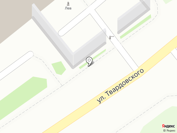 Инсталайф на карте Смоленска