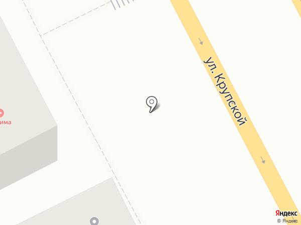 Hookah Place на карте Смоленска