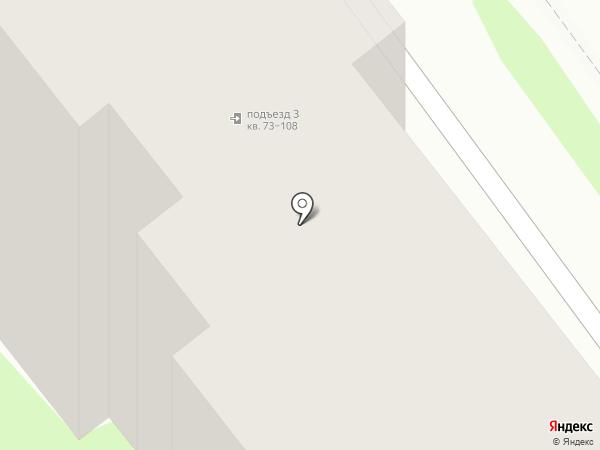 Автоматизация на карте Смоленска