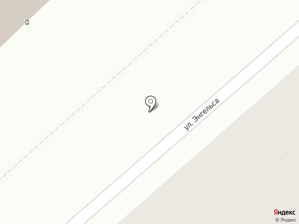Пречистоелен на карте Смоленска