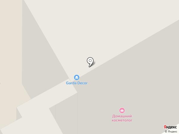 Арис-Маркет на карте Смоленска