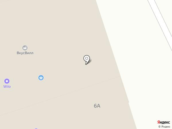 Тойота Центр Смоленск на карте Смоленска