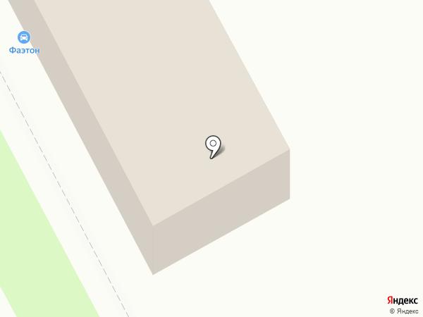 Баринъ на карте Смоленска