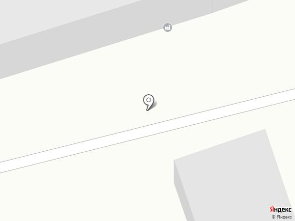 Бычков на карте Смоленска