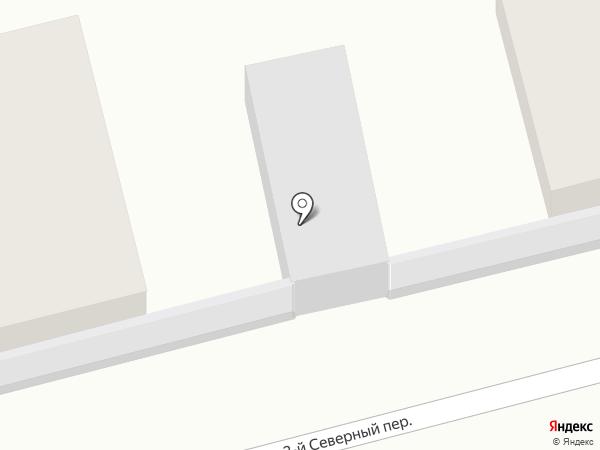 Банька у Юрича на карте Смоленска