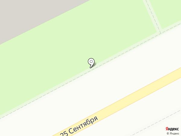 Лазеротерапия.ЛиК на карте Смоленска