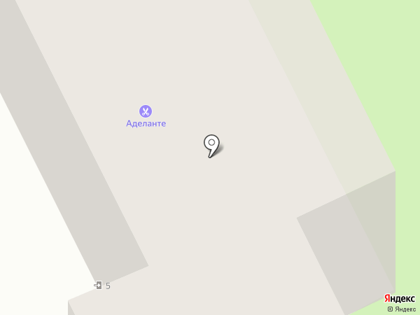 Магазин кузовных деталей на карте Смоленска