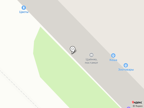 ЖЭУ №11 на карте Смоленска